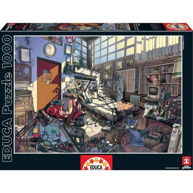 Spring Arly Jones 1000 Piece Puzzle, 1,000 Piece Puzzles by John N. Hansen