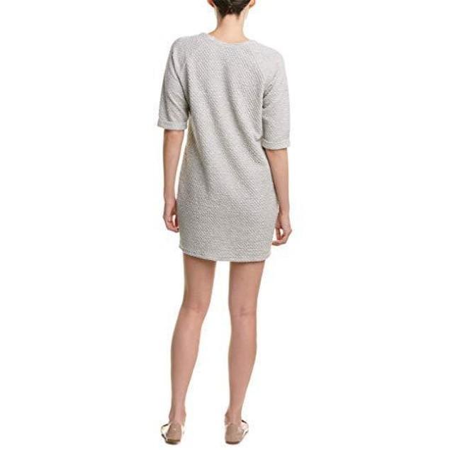 KUT from the Kloth Women's Trinity Dress Heather Grey Dress 10