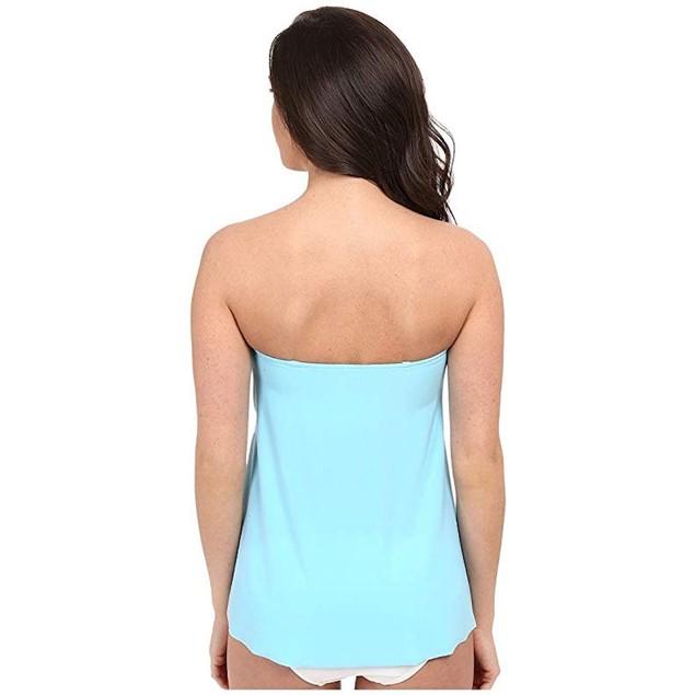 Magicsuit Women's Solids Ava Tankini Top Sky Blue Swimsuit Top 12