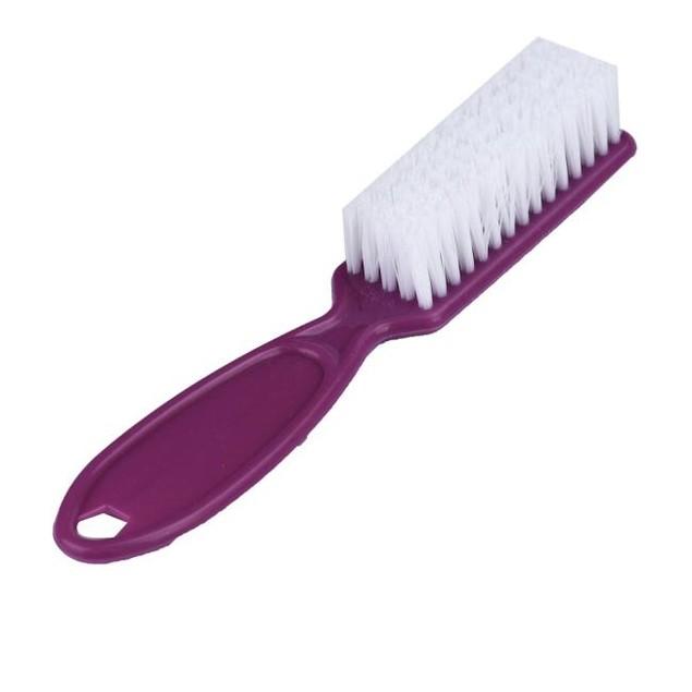 10 pcs Pro Nail Scrub Brushes Health Beauty Care Accesory