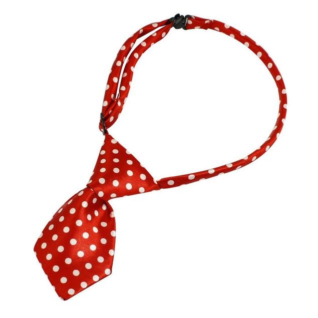 Adjustable Pet Puppy Toy Grooming Bow Tie Necktie Clothes