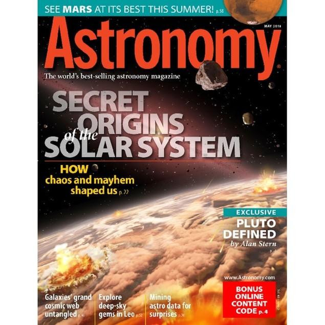 Astronomy Magazine Subscription