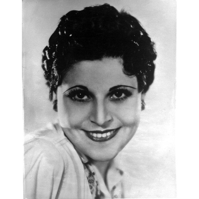A Portrait Of Lina Basquette Poster