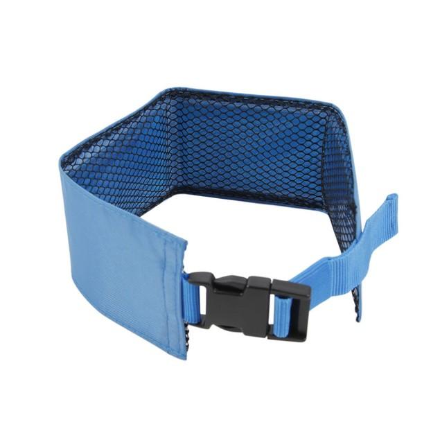 Pet Life Summer-Cooling Adjustable Cooling Ice Pack Dog Neck Wrap