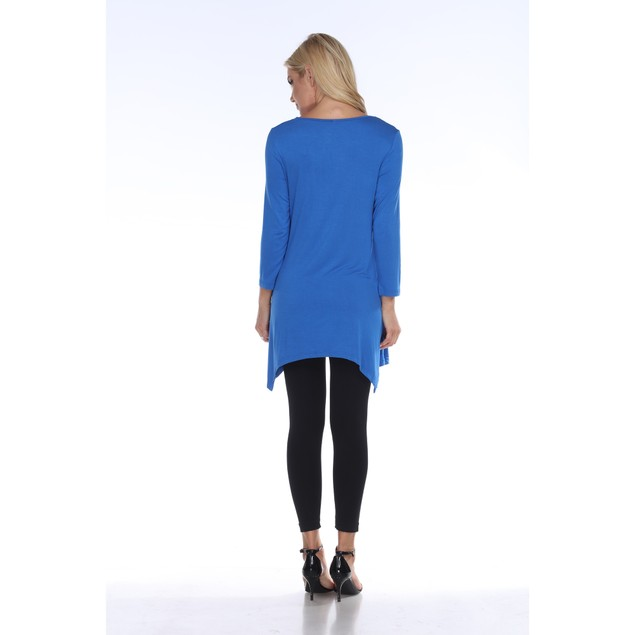Maternity Plus Size Kayla Tunic Top