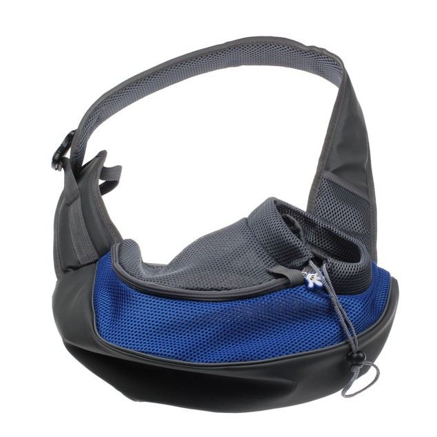 Mesh Pet Travel Carrier