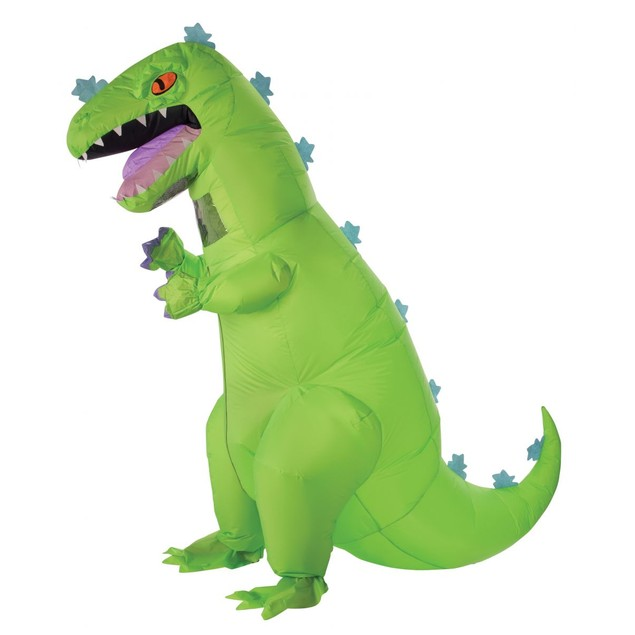 Inflatable Reptar Adult Costume