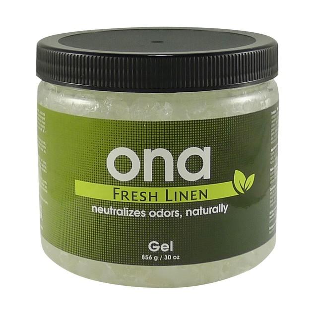 Ona Gel, Fresh Linen, 1 qt
