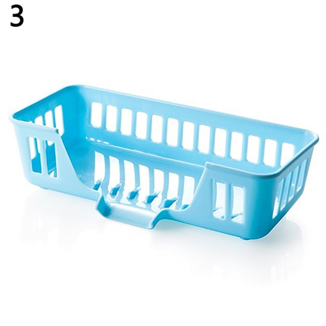 Cutlery Sponge Drainer Kitchen Sink Bathroom Drying Rack Organizer