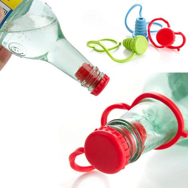 Convenient Silicone Pure Color Bottle Stopper