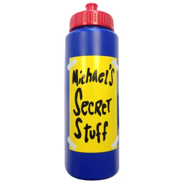 Michael's Secret Stuff Water Bottle - 32 Oz.