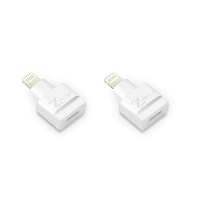 2x8Pin lightning Male to Female Dock Extender  Adapter Connector
