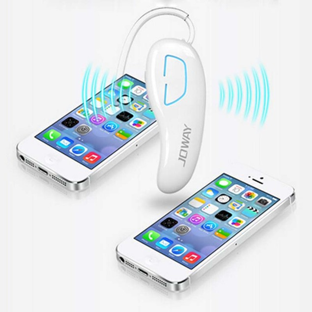 Wireless Bluetooth Headset Handsfree Earphone For iPhone Samsung