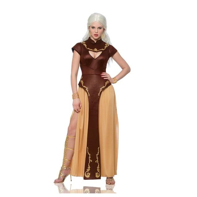 Daenerys Targaryen Khalessi Womens Costume