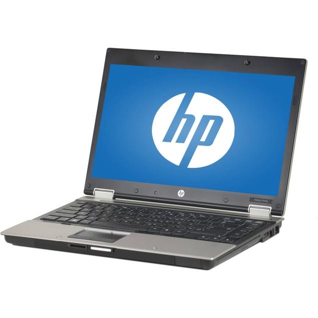HP EliteBook 8440P Laptop Intel Core i5 4GB 320GB DVD Windows 10 Pro