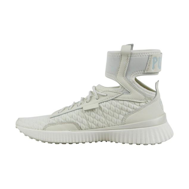 Puma Womens Fenty Trainer Mid Geo Sneakers Shoes