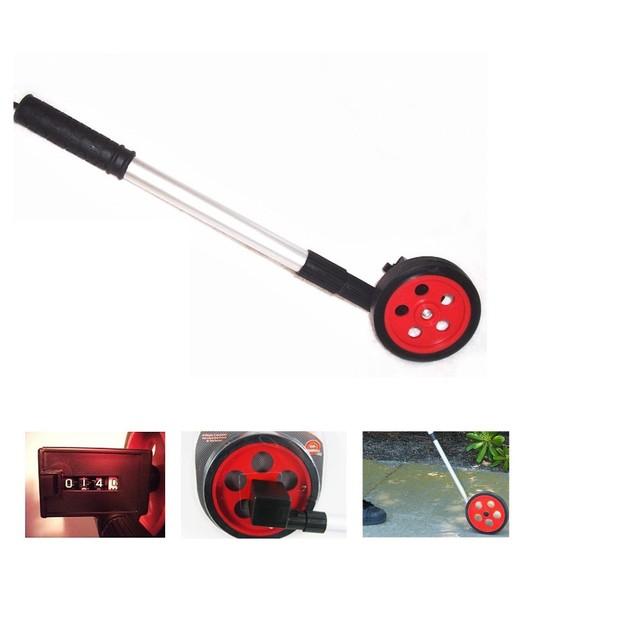 1000 Ft Measuring Wheel Walking Tape Tool Digital Counter