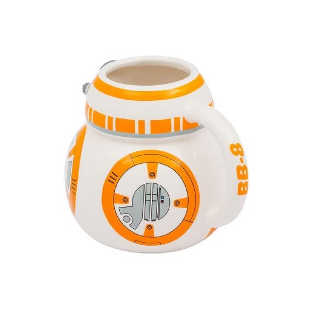 Star Wars: The Force Awakens BB-8 18 oz Ceramic Sculpted Mug Coffee Movie