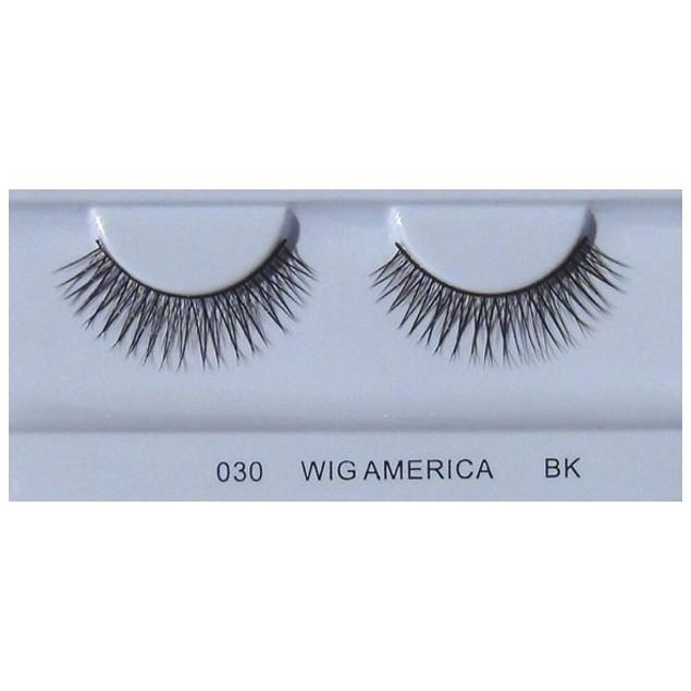 Wig America Premium False Eyelashes wig531, 5 Pairs