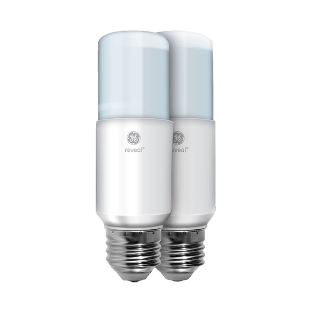 12-Pack GE Reveal LED Bright Stik Light Bulbs