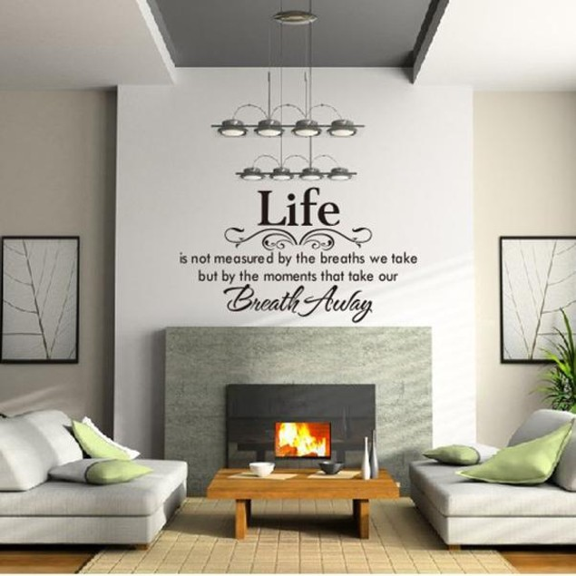 Wall Stickers Art Decals Mural  Decor Home Room DIY Decoration