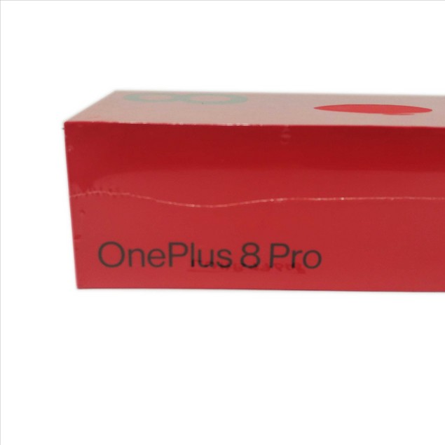 OnePlus 8 Pro IN2020 256GB GSM Only 12GB RAM Smartphone - Glacial Green