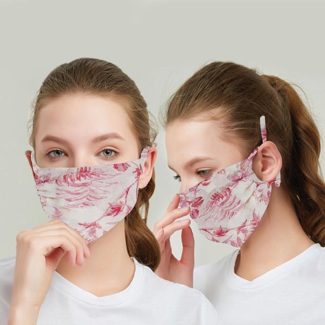 Reusable Silk Face Masks