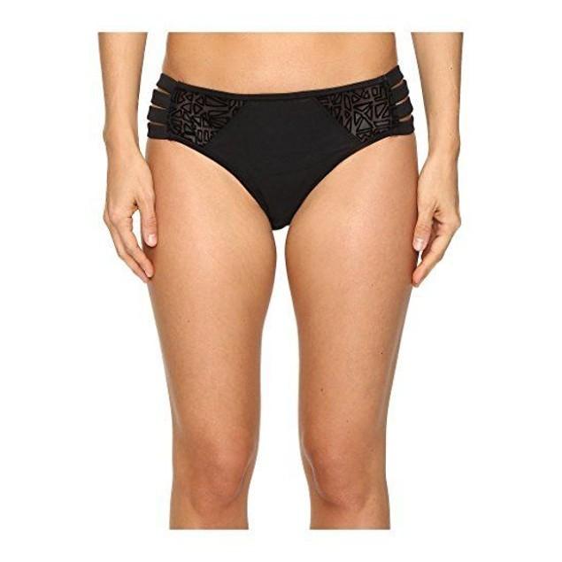 Body Glove View Point Nuevo Contempo Bottoms Black Women's Swimwear SZ