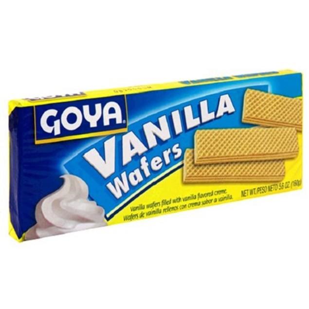 Goya Vanilla Wafers Cookies