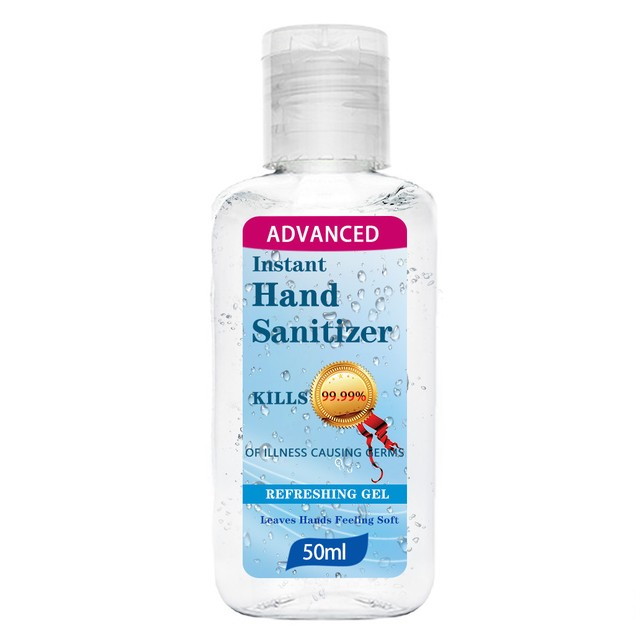 Portable Cleaning Gentle Hydration Hand Sanitizer Soothing Gel