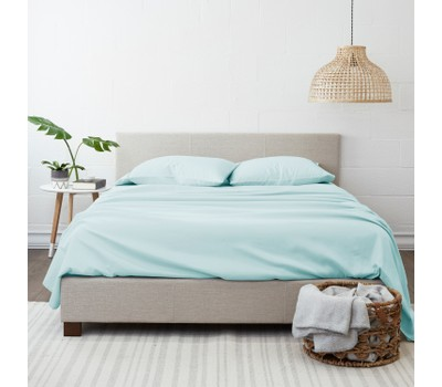Egyptian Comfort Sheet Set by Becky Cameron Was: $159.99 Now: $17.99.