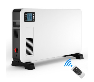 Costway 1500W Convector Heater Remote Control Wall Mounting Was: $149.99 Now: $69.99.