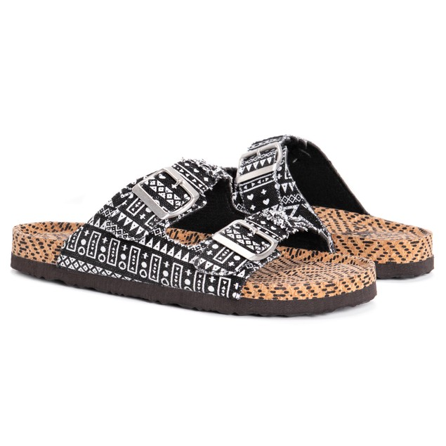 MUK LUKS Women's Juliette Sandals