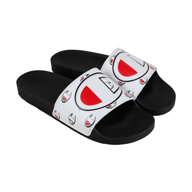Champion Mens Ipo Repeat C Sandals Shoes
