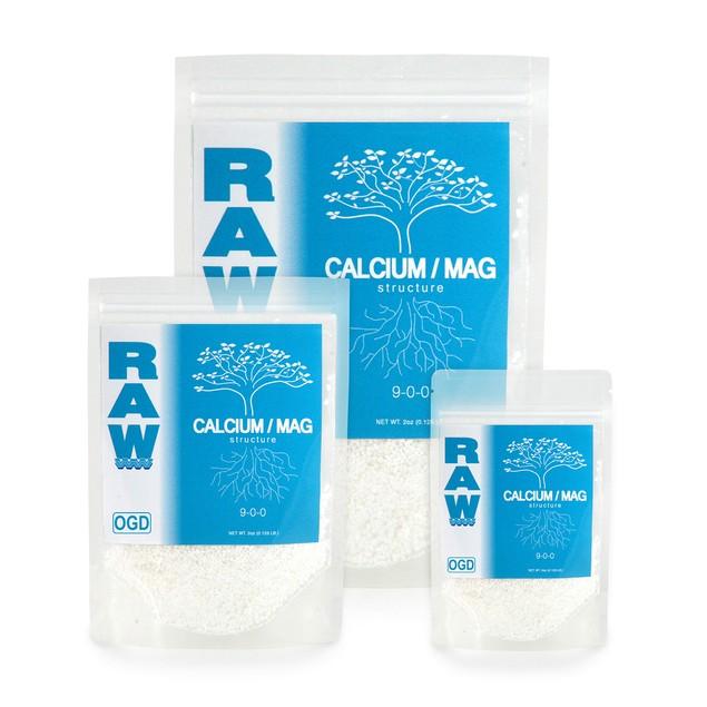 RAW Calcium/Mag, 8 oz