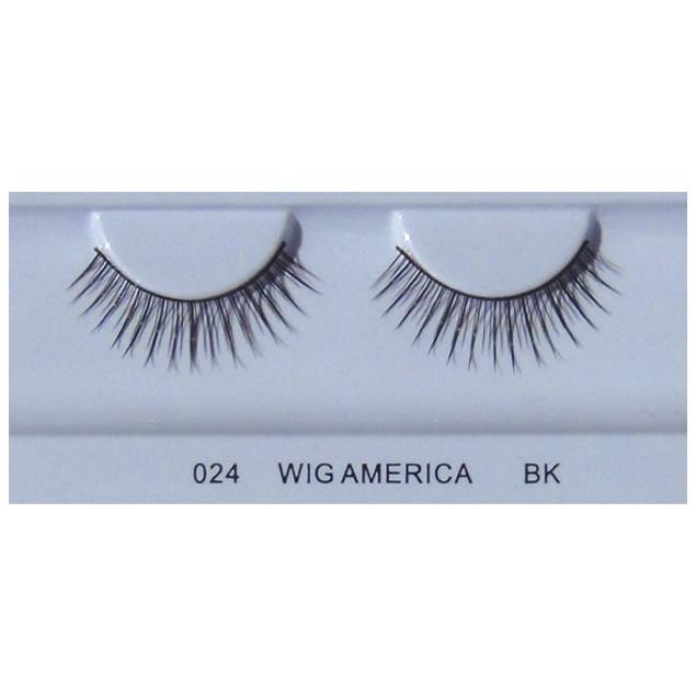 Wig America Premium False Eyelashes wig529, 5 Pairs