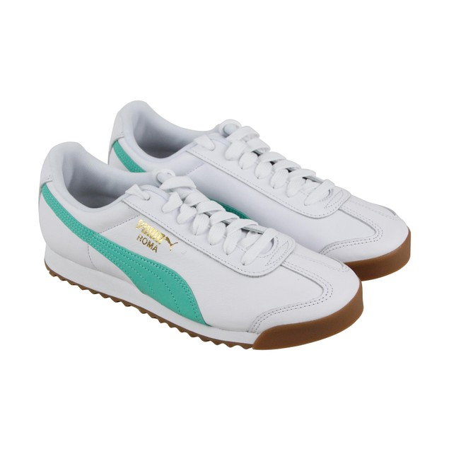 Puma Mens Roma Classic Gum Sneakers Shoes
