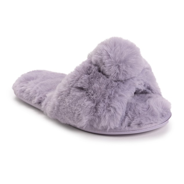 MUK LUKS Women's Bardot Slide Slippers