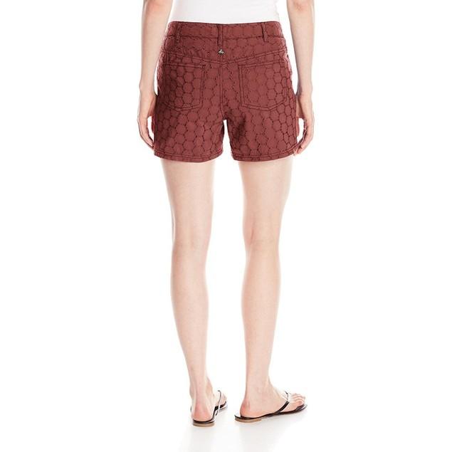 prAna Living Michelle Shorts, Raisin, SZ: 8