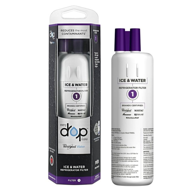 Whirlpool EveryDrop Refrigerator Water Filter 1