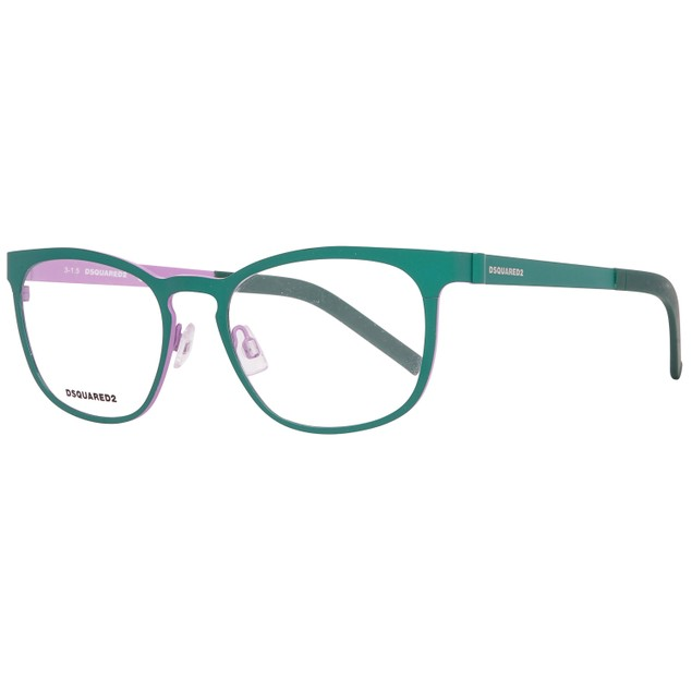 EYEGLASSES DSQUARED2  GREEN  WOMAN DQ5184-098-51
