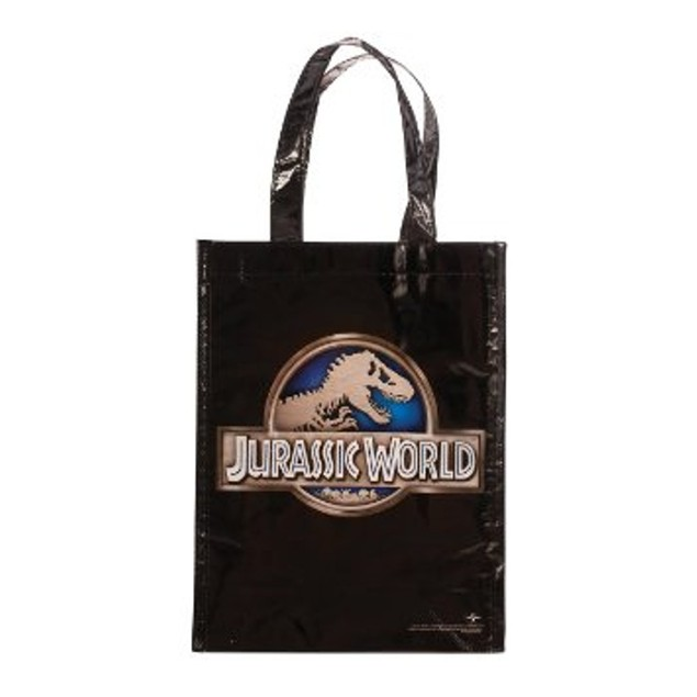 Jurassic World Reusable Trick Or Treat Canvas Bag Dinosaur Movie Halloween
