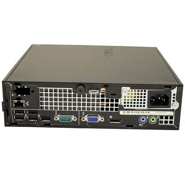 Dell Optiplex 990 SFF + Keyboard/Mouse (3.3 GHz, 8GB, 160GB HDD, Win10)
