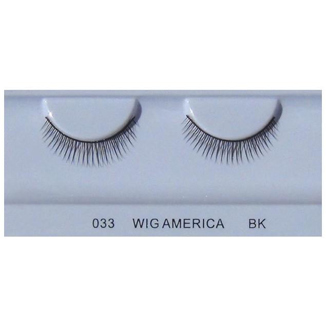Wig America Premium False Eyelashes wig533, 5 Pairs