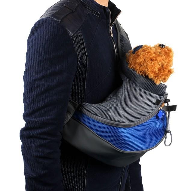 Mesh Pet Travel Carrier