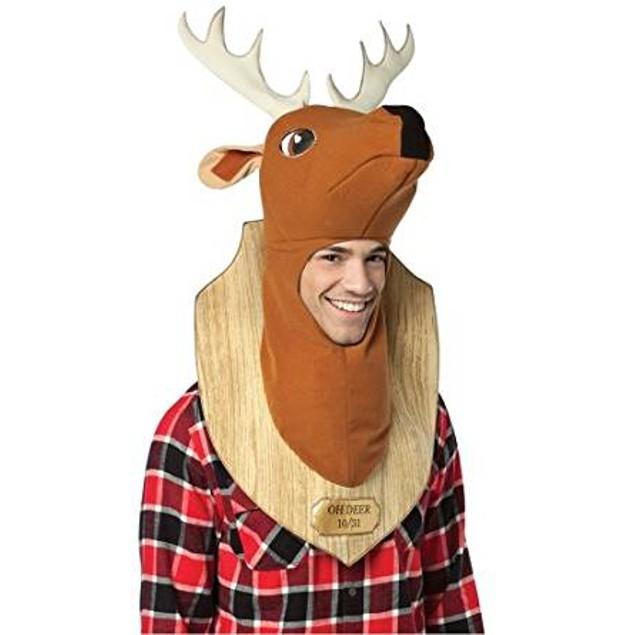 Deer Trophy Head