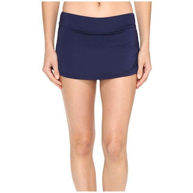 Wmns TYR Solids Active Mini Skorts Navy Blue SZ: XL