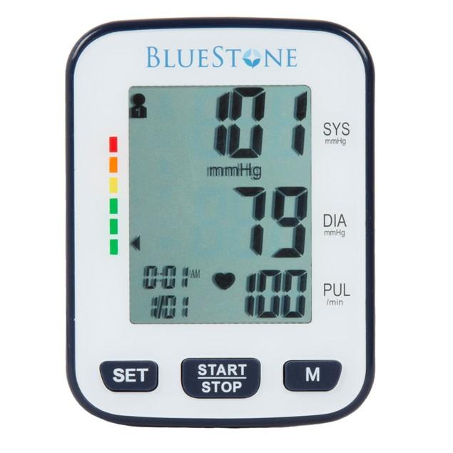 Bluestone Automatic Wrist Blood Pressure Monitor