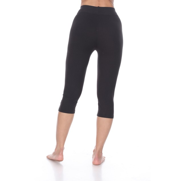 Super Soft Capri Leggings - 3 Colors