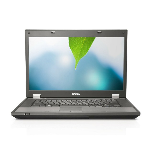 "Dell 15.4"" Latitude E5510, Intel Core i5, 4GB RAM, 160GB HDD, Win 10"
